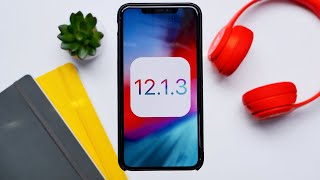 iOS 12.1.3 Released! Should You Update?