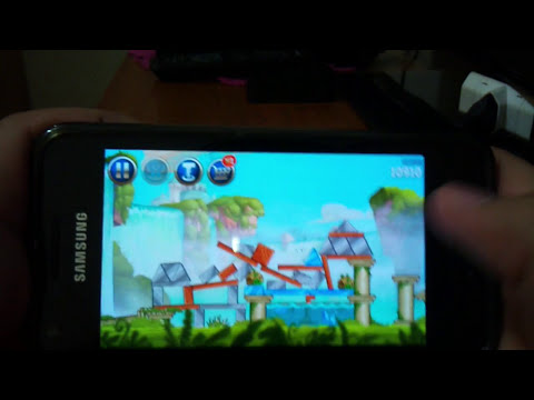 Angry Birds Star Wars 2 - Jogo Android - Galaxy S2 Lite(GT-I9070)