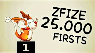 Transformice - Zfize 25.000 Firsts | «¡Ándale! ¡Ándale!»