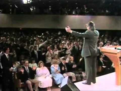 Benny Hinn - Anointing Falling in San Jos