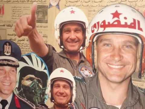 بالفيديو..طيار مصري ينجح في مناورة طيار إسرائيلي خلال حرب أكتوبر