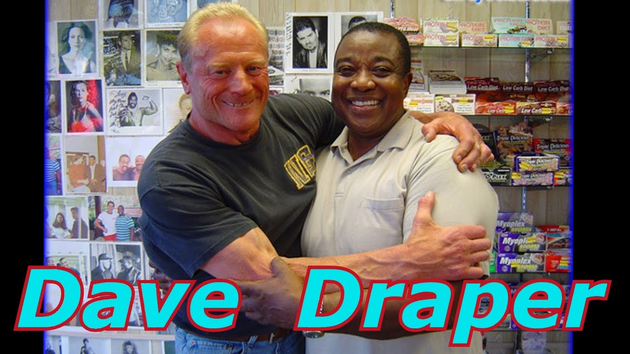 Dave Draper - Bodybuilding Tips To Get Big - YouTube