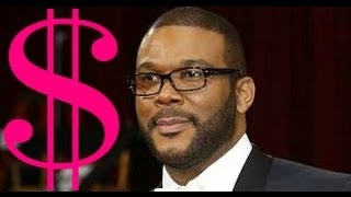 Tyler Perry Net Worth 2018