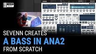Sevenn Creates a MINDBLOWING Bass Sound in ANA 2 🎹🔥