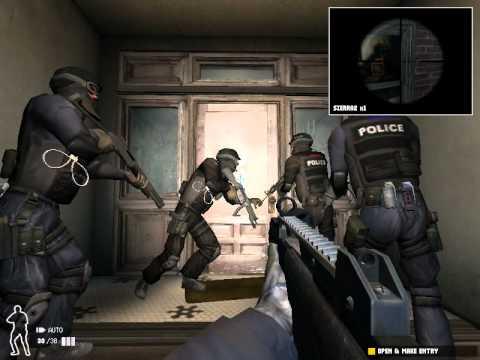 Swat 4 | Gameplay - Part 1