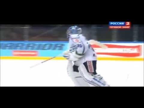 Finland vs. Russia - Icehockey - Final goals