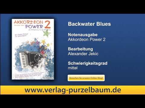 Бах Иоганн Себастьян - Backwater Blues