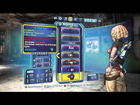 Borderlands 2 All Level 72 Character Gamesaves How To