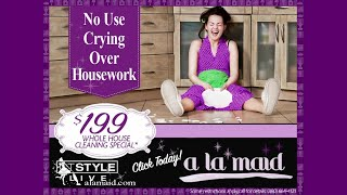 A la maid: Spring Cleaning
