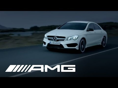 CLA 45 AMG TV Commercial Teaser