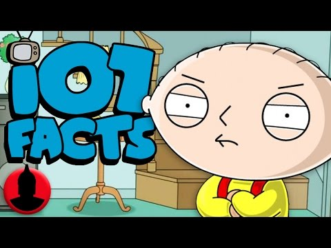 107 Family Guy Facts Everyone Should Know! (ToonedUp #18)