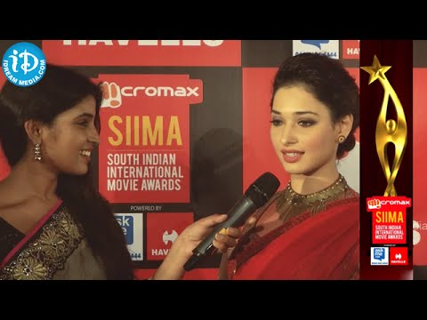 Tamannaah Talks about Baahubali Movie and Excited to Perform in SIIMA 2014 thumbnail