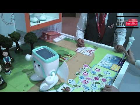 SK Telecom New Educational Robot