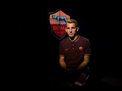 Lucas Digne: The first AS Roma interview