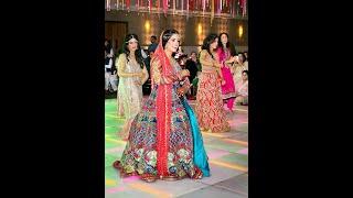 Aisha amp  Hamza39 s Mehndi Dance Performances  Pa