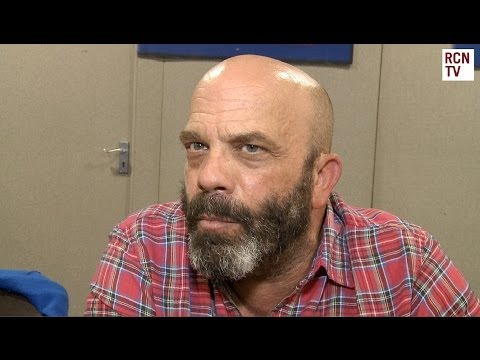 Pirates of The Caribbean 5 Lee Arenberg Interview
