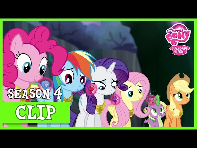 MLP: FiM - Giving Up The Elements Of Harmony - Princess Twilight Sparkle [HD]