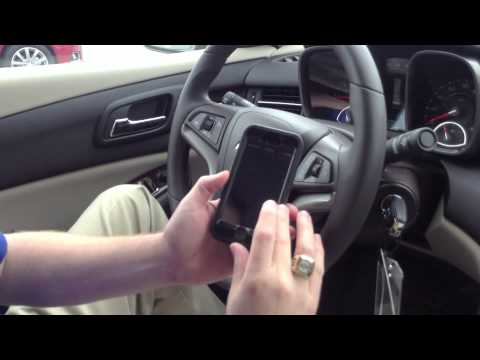 HOW TO: Pair iPhone Bluetooth to Chevrolet Malibu. Cruze. Equinox. Traverse or Camaro