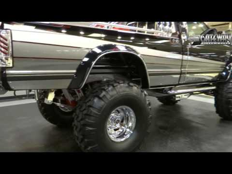 1987 Chevrolet S10 4x4 Show Truck for sale at Gateway Classic Cars in
