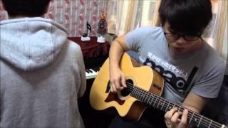 White Album Guitar & Piano Instrumental X ????????? Blue Fusion Guitar Workshop