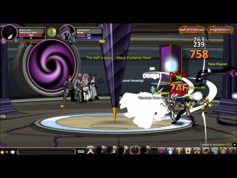 AQW Thief of Hours Escherion