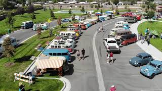 Drone footage of the 2018 VW Classic in Riverton Utah