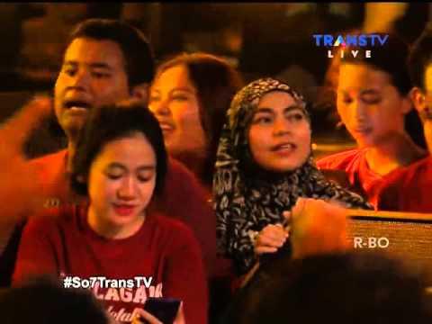 Konser Sheila On 7~ Beruntungnya Aku Live TransTV 2015