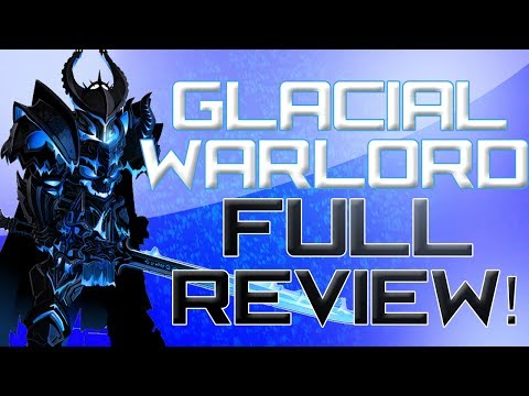 =AQWorlds= Glacial Warlord Class! [Review]
