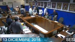 Transmisión Sesión Concejo Municipal Santo Domingo