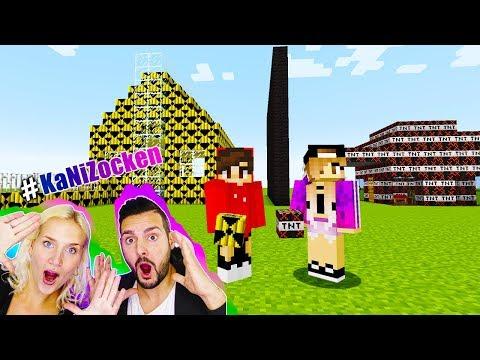 KAANS HOCHHAUS Vs NINAS HOCHHAUS Die Höchsten Häuser In Minecraft - Minecraft altmodische hauser bauen