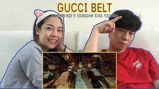 DIAMOND MQT - GUCCI BELT ft. YOUNGOHM ,FIIXD ,YOUNGGU l 【THAILAND RECAP/REVIEW/REACTION】
