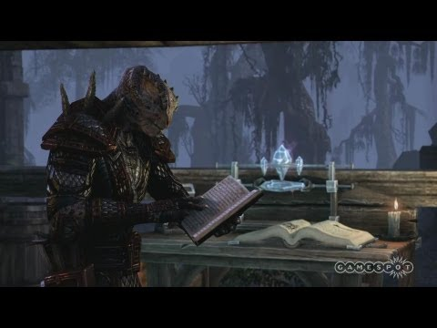 The Elder Scrolls Online - E3 2013 Stage Demo