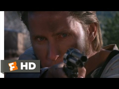 Young Guns (10/10) Movie CLIP - Reap It! (1988) HD