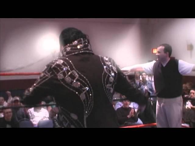 ECCW Presents: Shake, Rattle & Roll -  The Honky Tonk Man vs. The Honky Tonk Kid