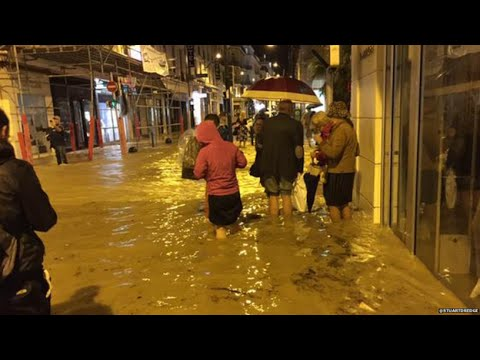 France floods 16 dead on Riviera after storms