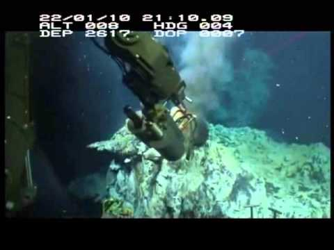 Exploring deep-sea vents around Antarctica