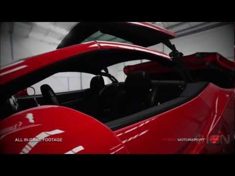 Forza Motorsport 4 - E3 2011: IGN Gameplay Demo