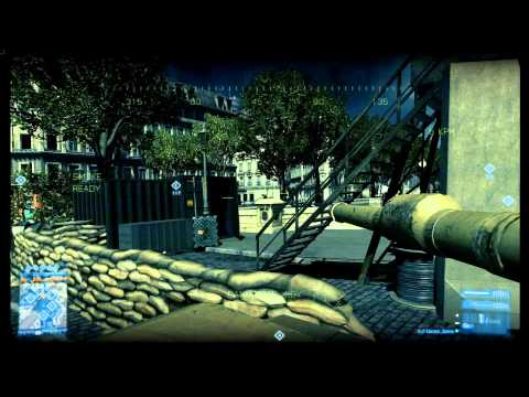 Battlefield 3 Tutorial - Positioning in 1v1 Tank Battle
