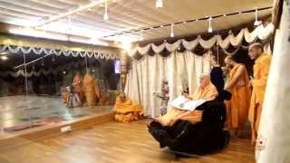Guruhari Darshan 26 Oct 2014, Sarangpur, India