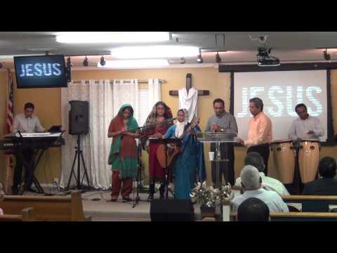 Nin Sneham Paduvan Sister Nirmala Peter And Group At Zion Brandon Florida video