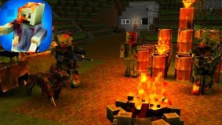Zombie Survival Craft: Defense / Android Gameplay HD