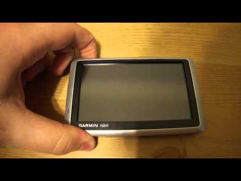 How do i reset my garmin edge 500