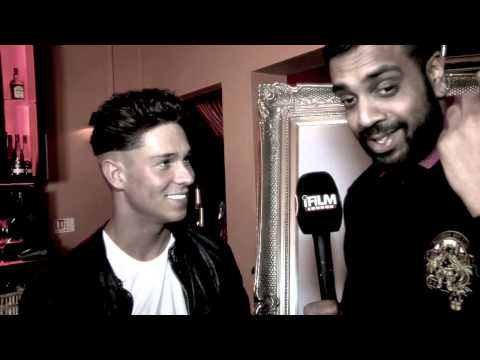 JOEY ESSEX TALKS TO SUGAR HUT TV (BY iFILM LONDON) / @ OFFICIAL D'REEM LAUNCH PARTY