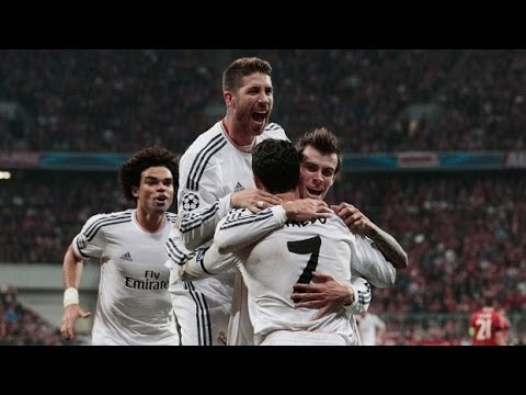 Bayern Munich vs Real Madrid 2014 (0-4) ~ Match review and Full Highlights ~ 29/04/14