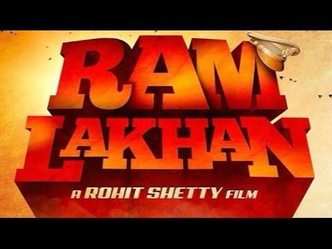 Ram Lakhan 2014 First Look   Rohit Shetty   Karan Johar