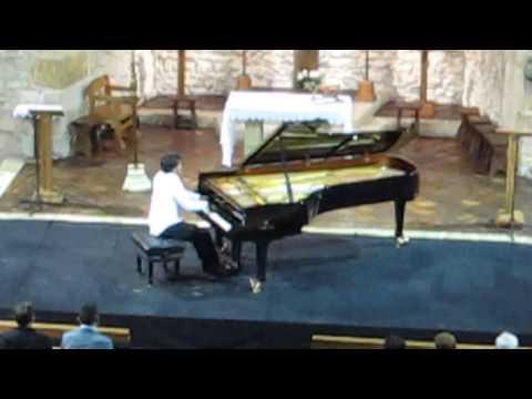 Antioko XXX. Musikaldia 2013. Chopin. Nocturno op 62 nº 2.
