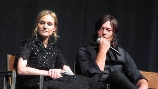 Sky premiere TIFF 2015 Diane Kruger Norman Reedus Video 2