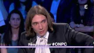 Cédric Villani, mathématicien - On n'est pas couché - 22 février 2014 #ONPC