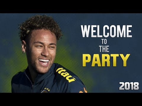 Download Neymar Jr  Welcome To The Party  Lil Pump  Rare Skills amp Goals 2018
