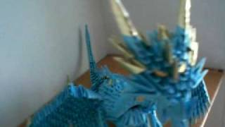 3d Origami Dragons, Bird, Wagen Etc....